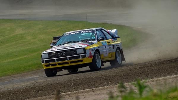 Classic Audi Quattro by barthez