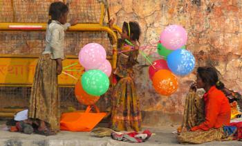 Jaipur Balloon Sellers