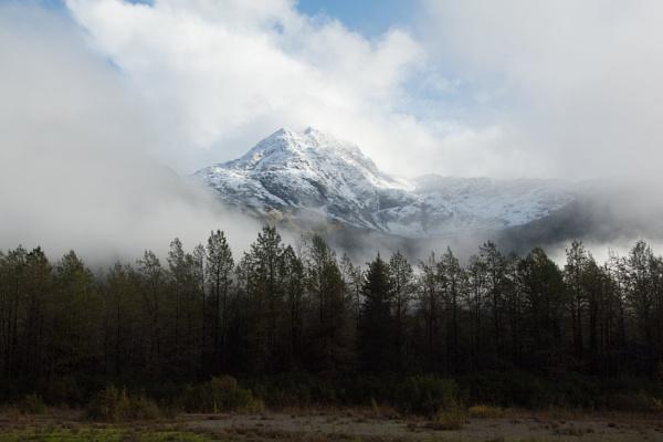 Peeking Through the Clouds by Bajob3
