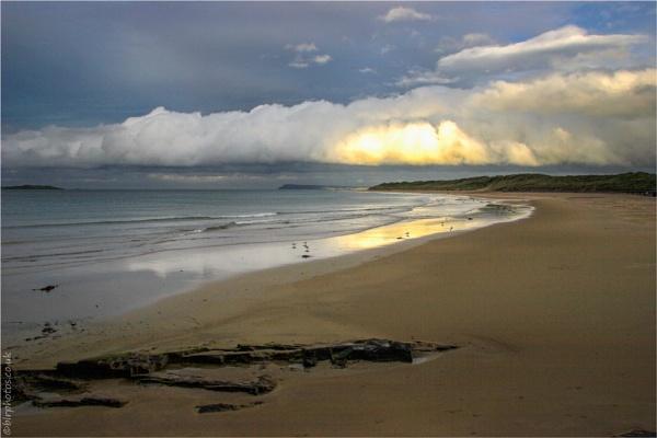 Port Rush Beach by blrphotos
