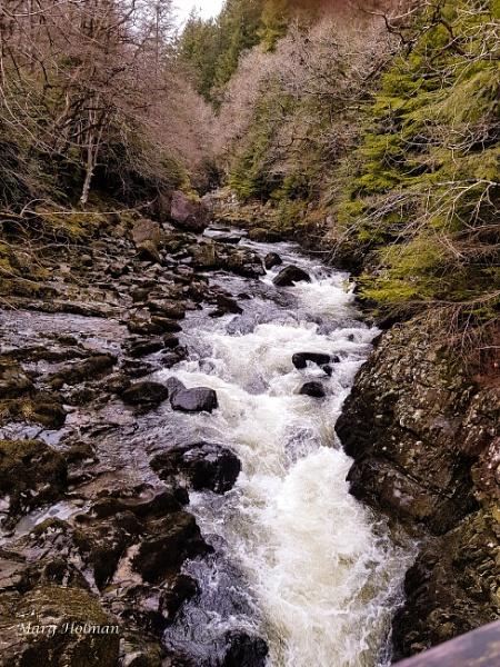 Waterfall by margymoo