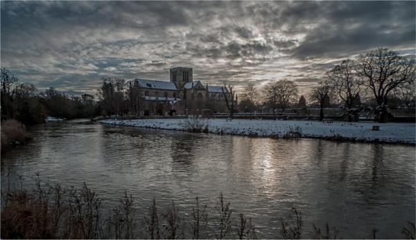Winter Tyne by KingBee