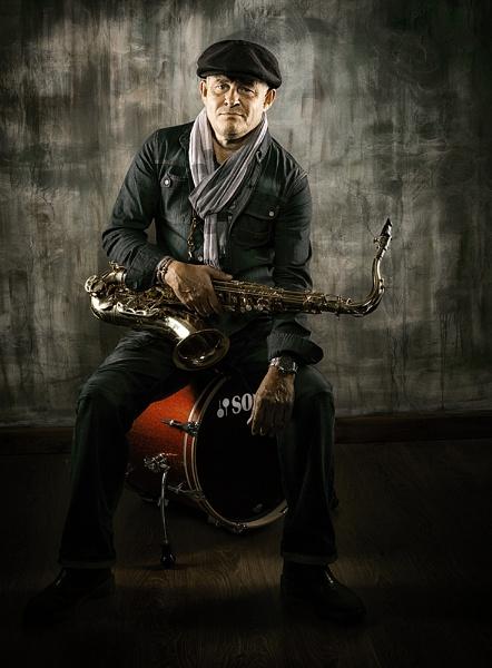 Mr. Sax Man by Buffalo_Tom