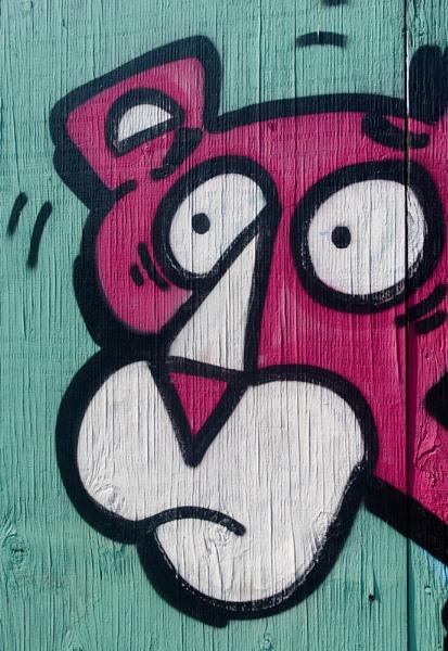 Wall Art on Bowen Street by TimothyDMorton