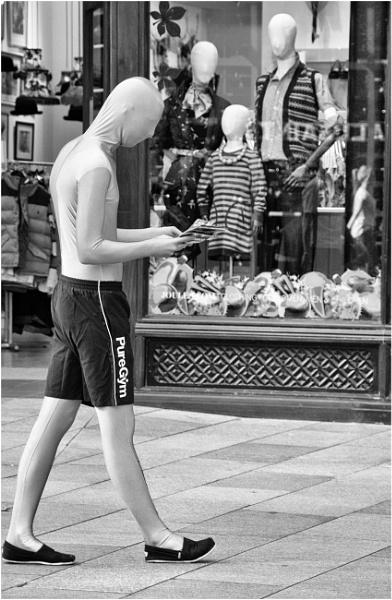 Expressionless. by franken