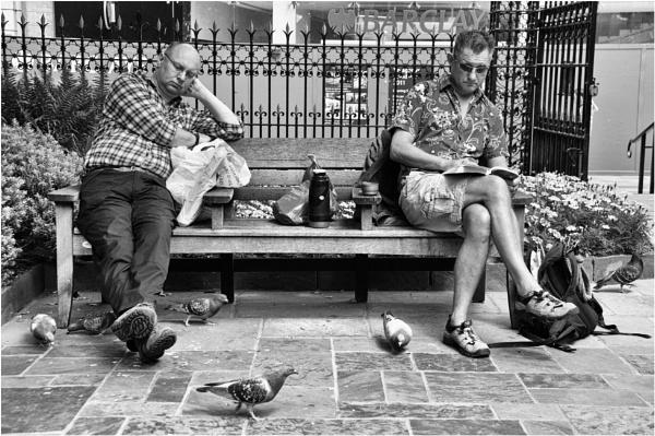 Afternoon nap. by franken