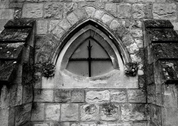 Window Cross by nclark