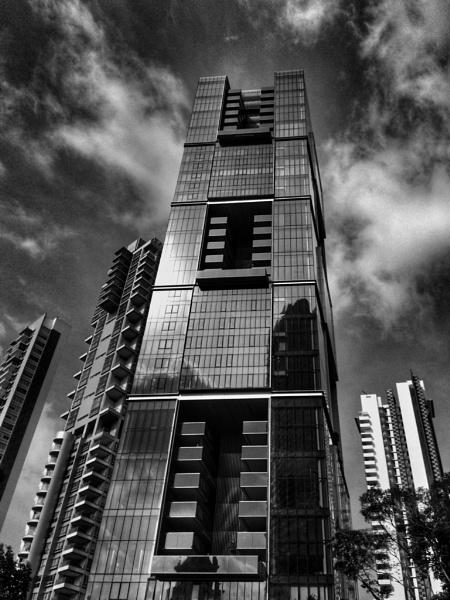 Building Orchard BVD Singapore by StevenBest