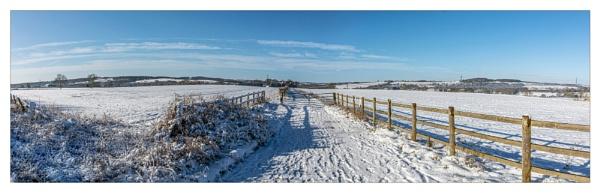 The Path to Ashwood Lodge Farm by DicksPics