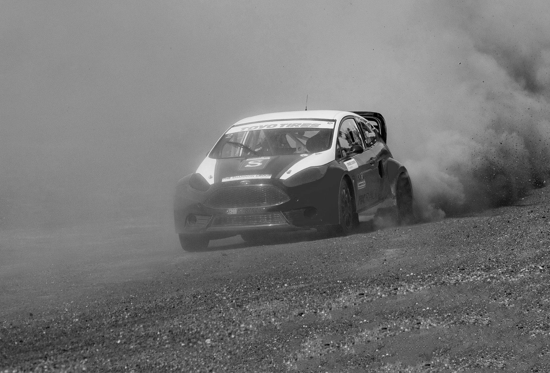 Motor Cross Dust