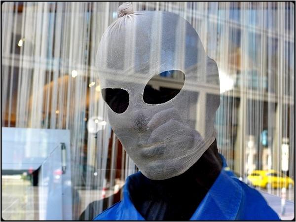 mr. robber by FabioKeiner