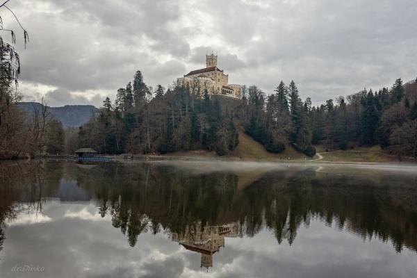 Fairytale Castle by drDinko