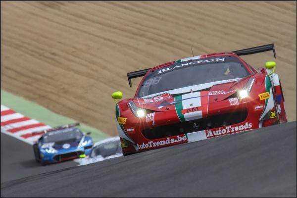 Ferrari by rickie