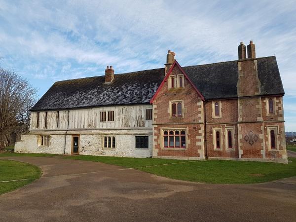 Llanthony Secunda Priory by graceland