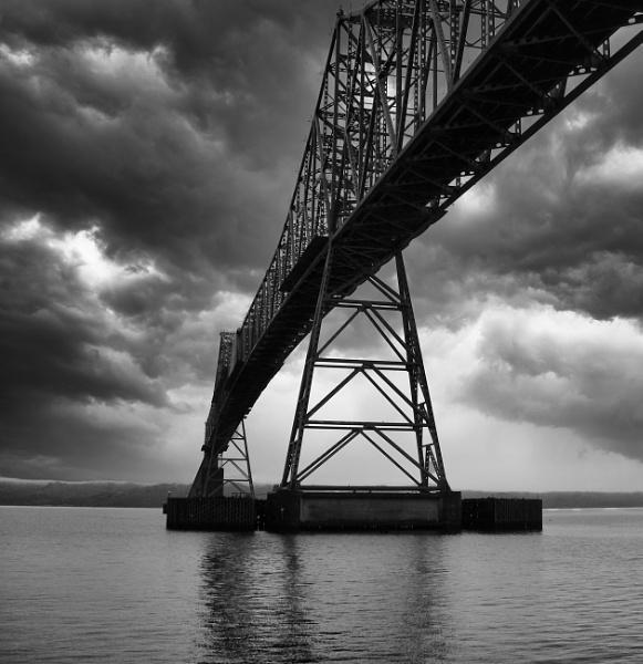 Washington bridge by BiffoClick