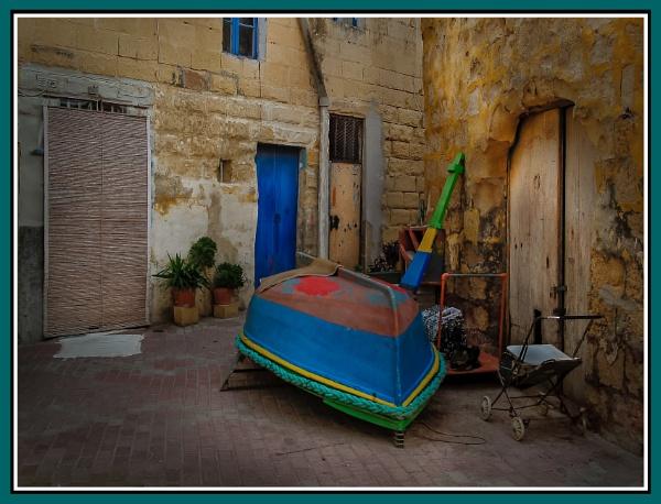 Fisherman\'s Alley M\'xLOKK MALTA by Edcat55