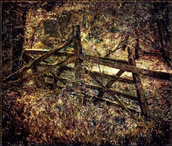 Broken Gate by adagio