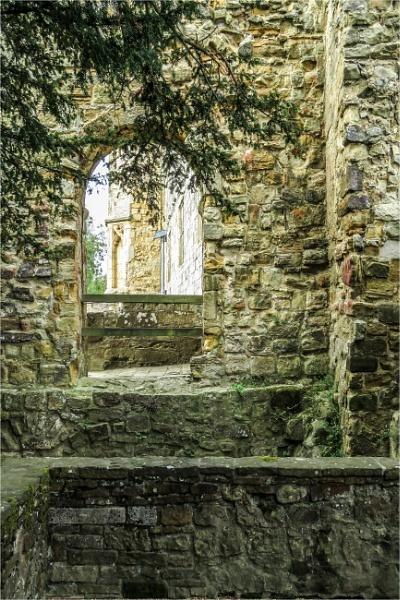 Thru the Window by blrphotos