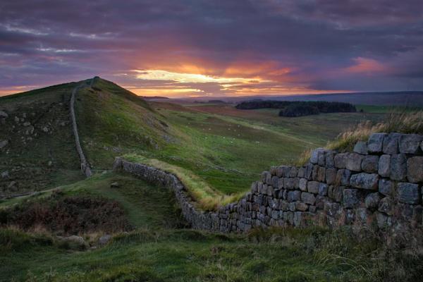 Hadrian\'s light by oldbloke