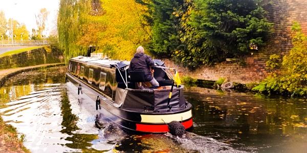 Bridgewater canal by margymoo
