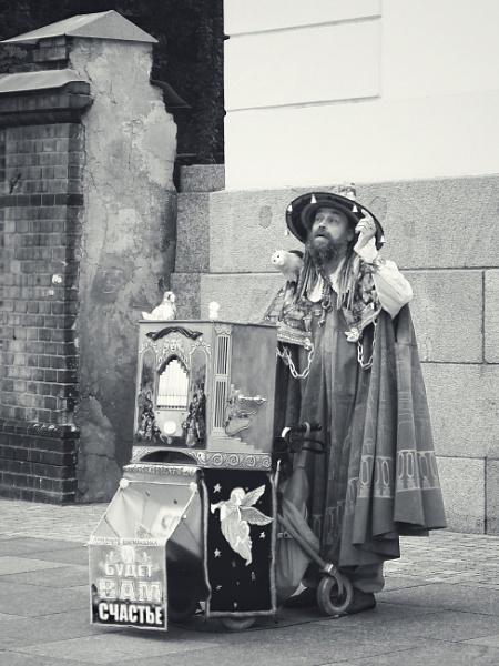 Street wizard by Alex_r