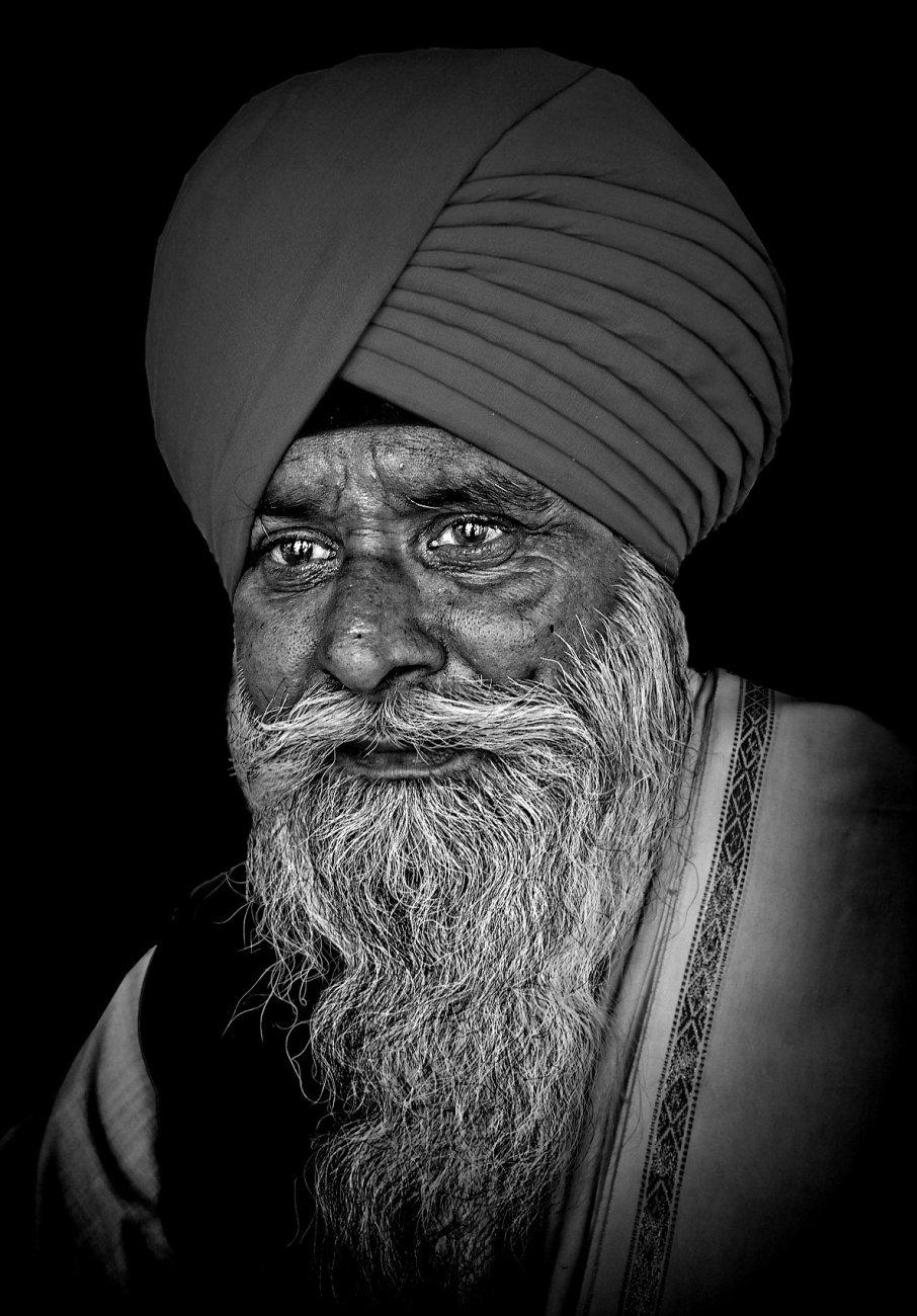 Turban man of Amritsar