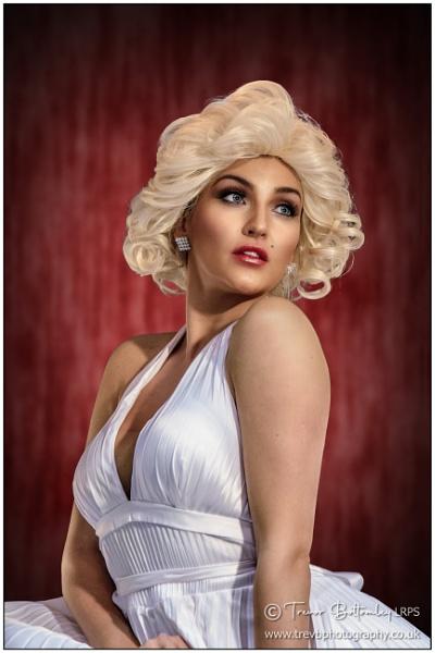 Marilyn by TrevBatWCC