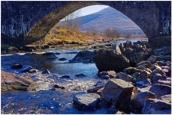 "\""Under The Bridge\"" by RonnieAG"