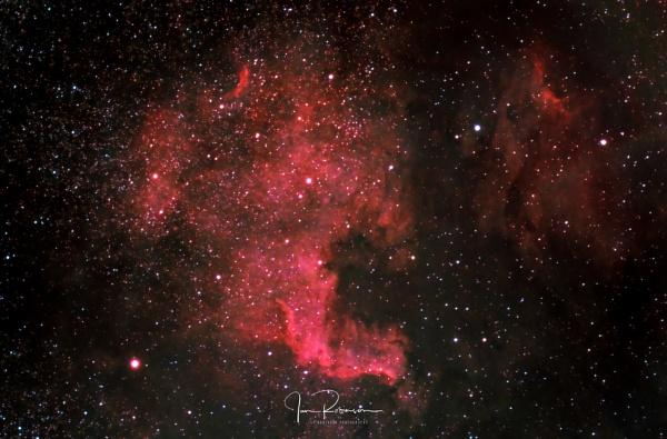 North American Nebula by ianrobinson