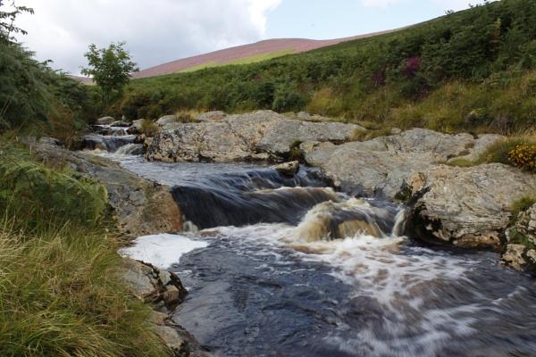 Mountain River by comuirgheasa