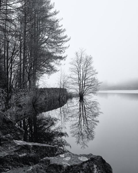 Entwistle Reservoir by Philpot