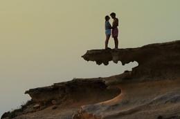 Love knows no risk