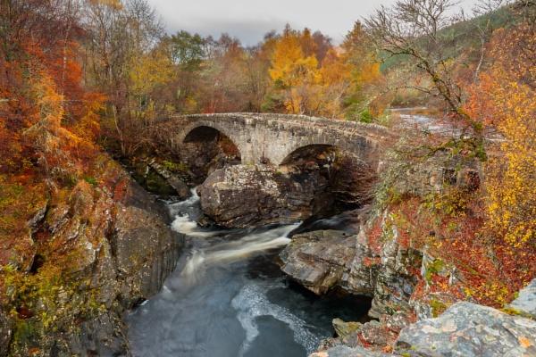 Invermoriston Bridge by PMWilliams