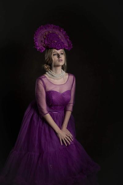 The Colour Purple. by Richard_137