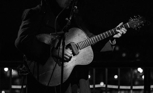 Guitarist by RonDM