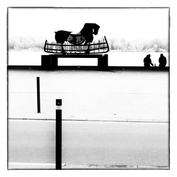 Mainz, Trojan Horse by EveLine1