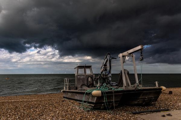 Dark Skies ! by TornadoTys