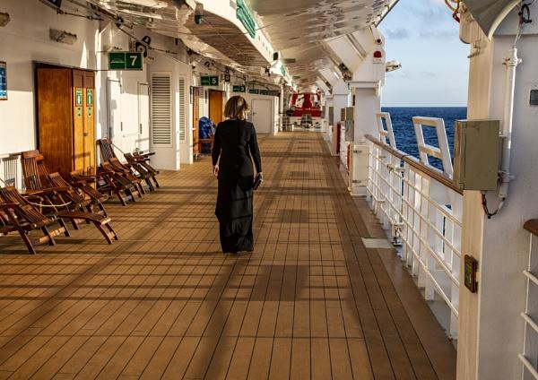 On deck by Owdman