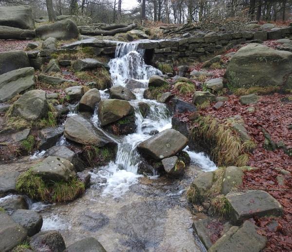 Padley gorge by Alan26