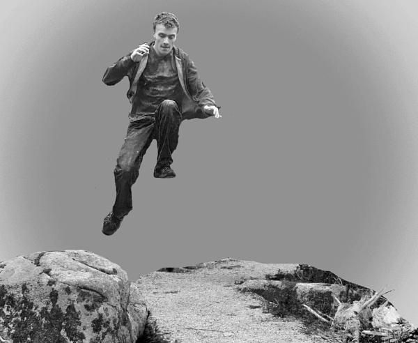 Leap of Faith by IamDora