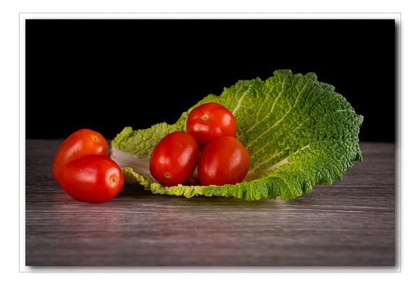 Red and Green by Pamsar