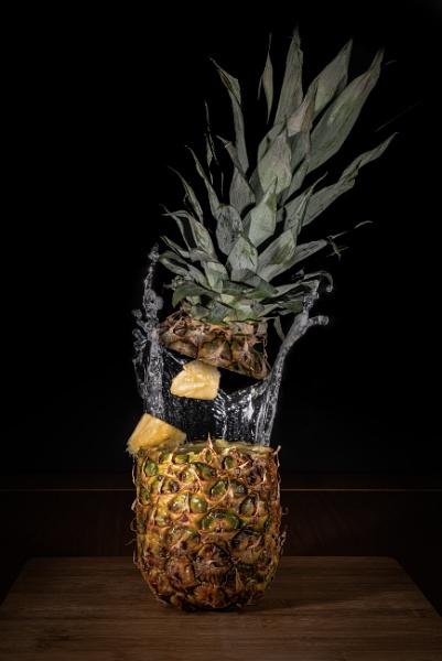 Pineapple Splash by Pamsar