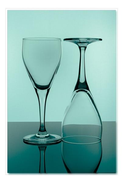 Empty Glasses by Pamsar