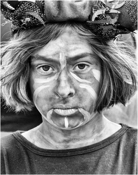 Carnival girl. by franken