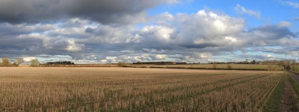 Suffolk Sky by dflory