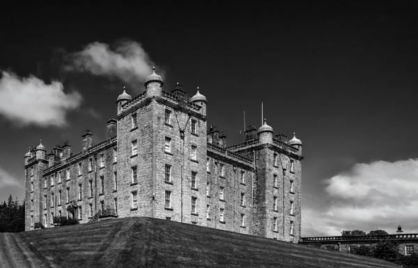 Drumlanrig castle by xwang