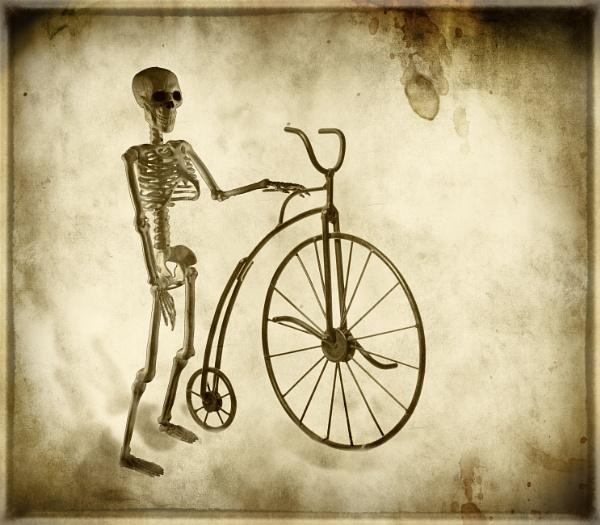 The Bone Shaker. by bluesandtwos