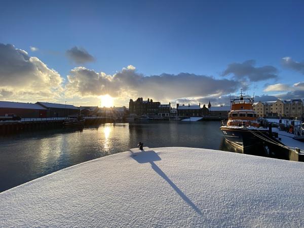 Kirkwall Harbour by jimbo_t