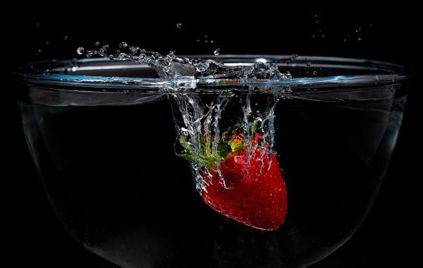 Strawberry Splash by ww2spitfire