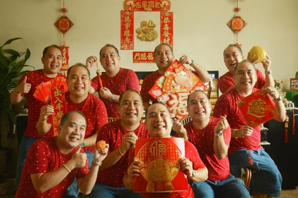 Happy chinese new year by foochai